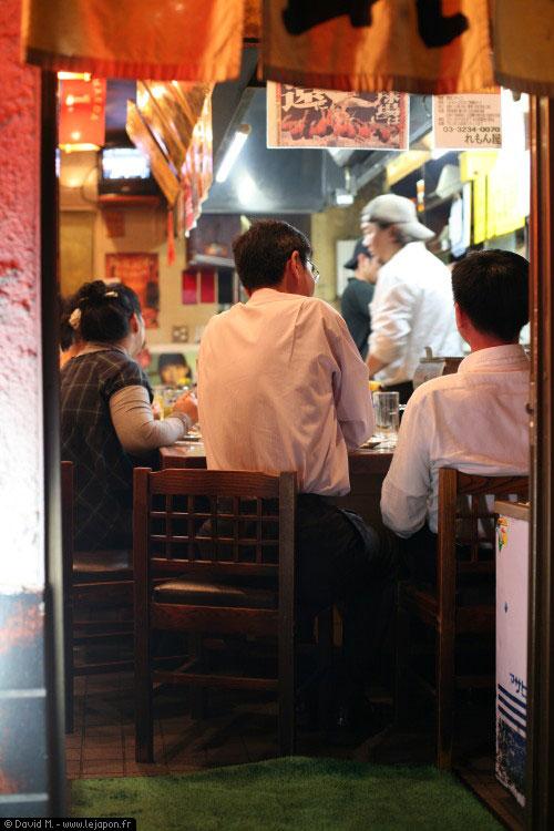 Remon-ya Hiroshima-fu Okonomiyaki à Iidabashi