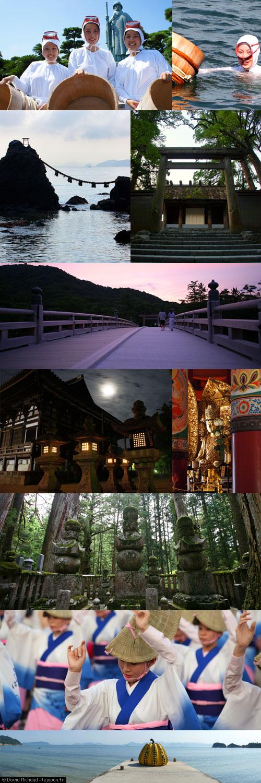 Compilation Ise, Koyasan, Tokushima et Naoshima !