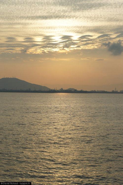 Ferry Wakayama -> Tokushima