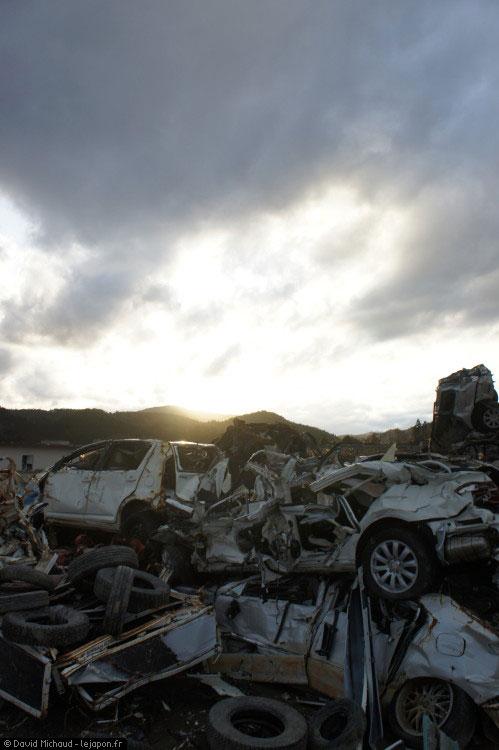 Minamisanriku 9 mois après le tsunami