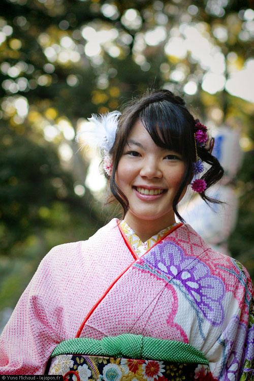 Japonaise de 20 ans