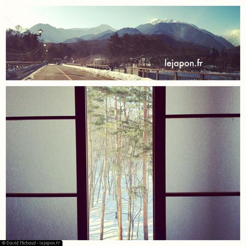 Matsumoto / Azumino / Omachi / Alpes Japonaises / Nagano