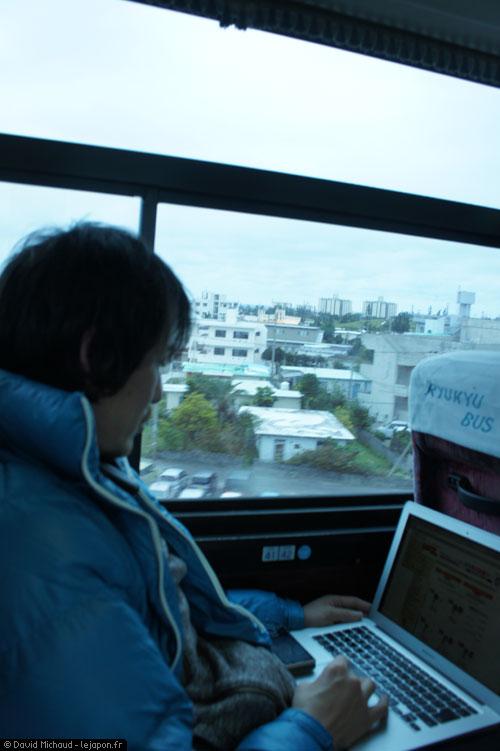 Okinawa en bus