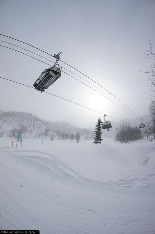 Station de ski de Teine Sapporo