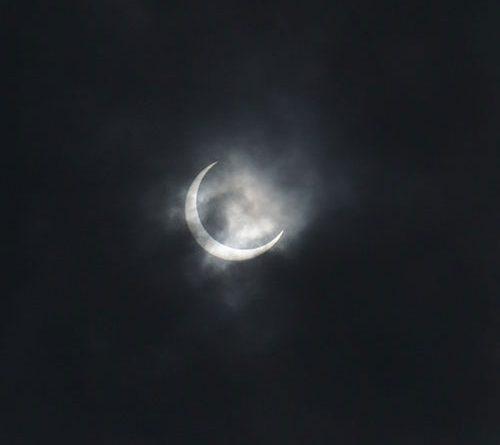 Eclipse totale au Japon - Tokyo 2012