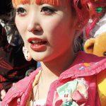 Harajuku Fashion Walk Pink Lady