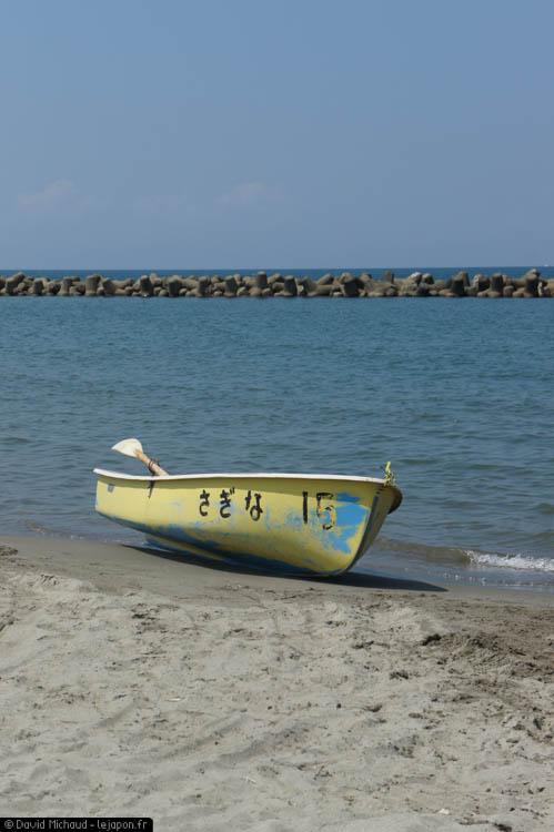 Niigata plage