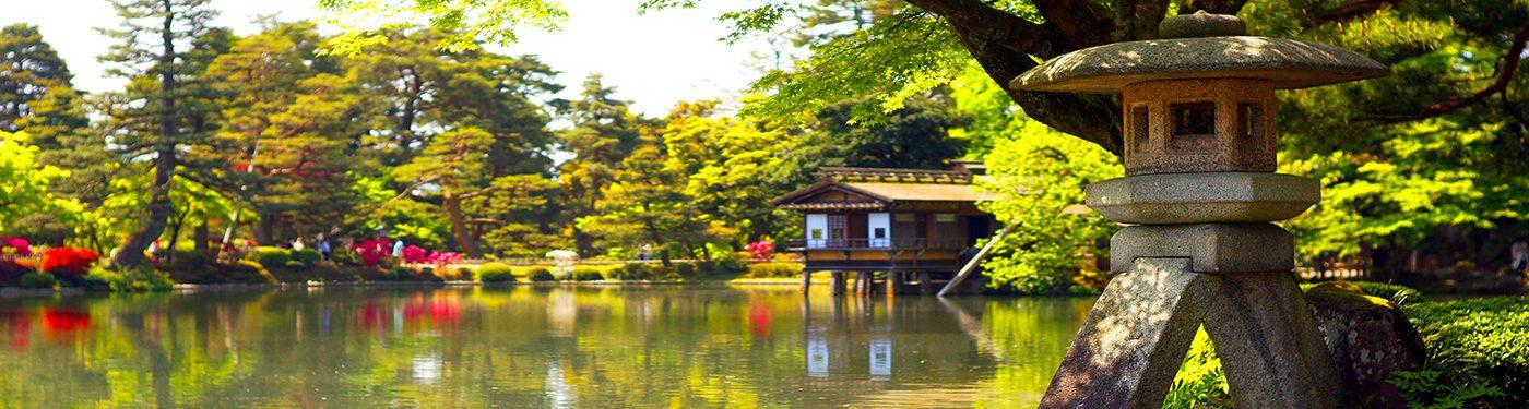 Découvrez la charmante ville de Kanazawa, la petite Kyoto !