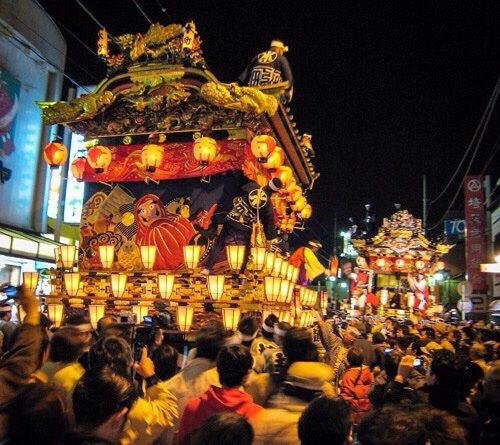 Festival Chichibu Yomatsuri