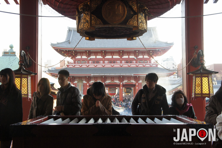 Temple Sensoji Asakusa