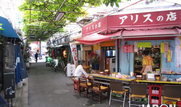 Asakusa little street