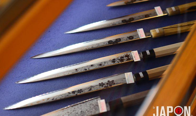 Couteaux japonais !