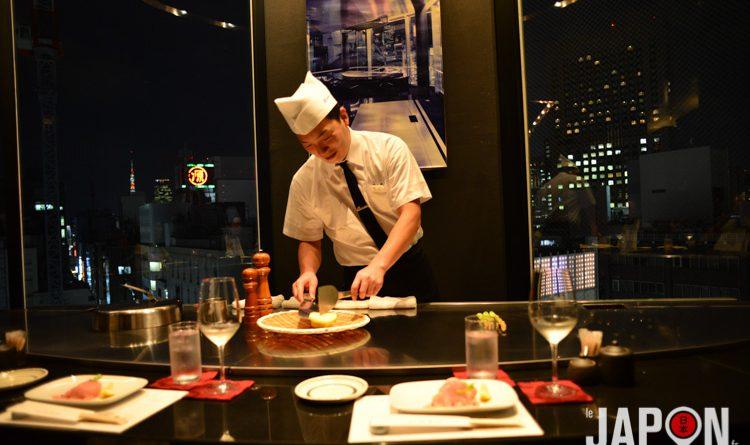 Kobe Beef Misono Ginza