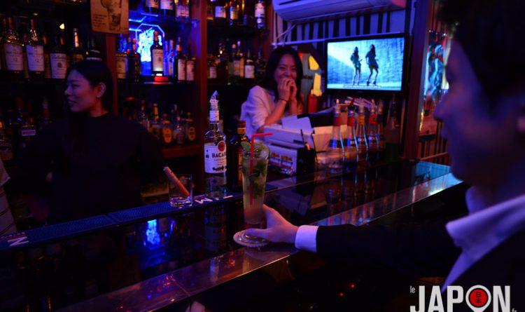 Secret Bar Shin-Okubo Tokyo Korean Town