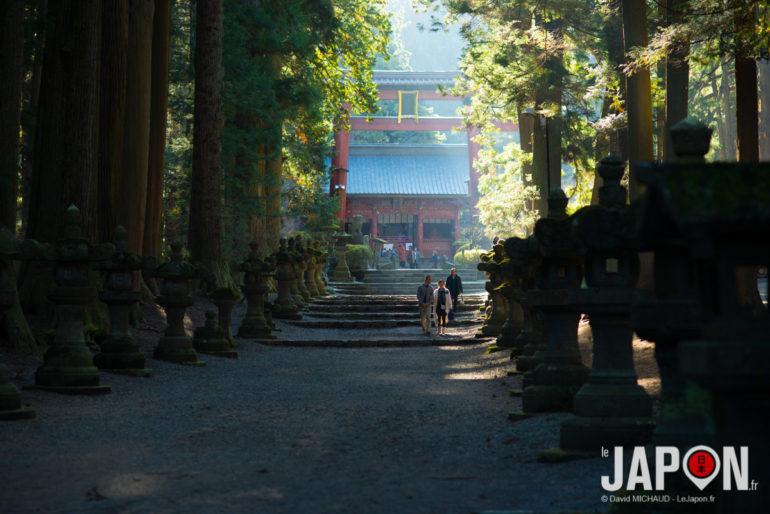 Sanctuaire Kitaguchi Hongu Fuji Sengen (Fujiyoshida)