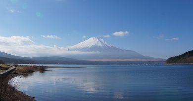 Lac Yamanakako Fuji san