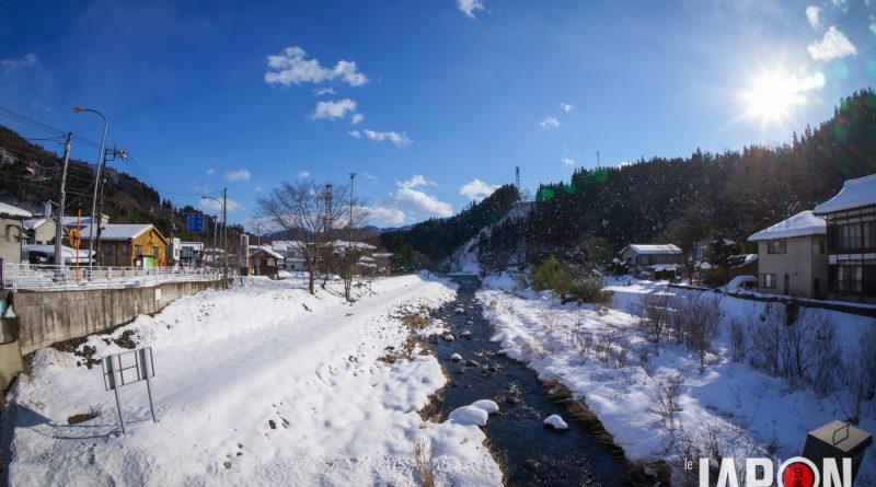 Minakami Japon