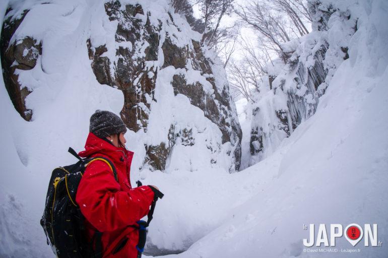 CANYONS SnowShoe Minakami Japon