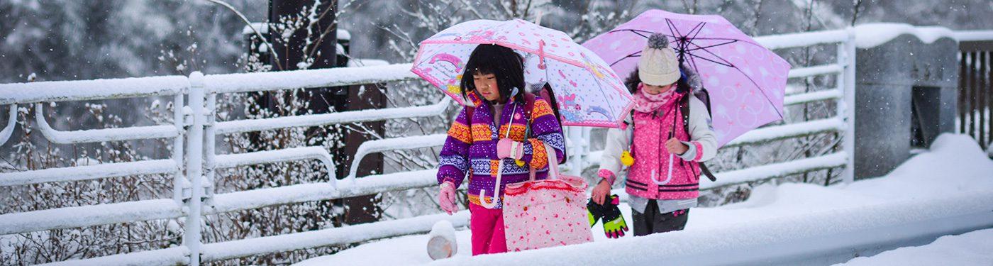 Minakami, la montagne et la neige à 1 heure de Tokyo !