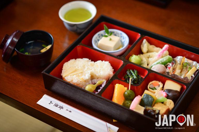 Fucha Ryori, repas bouddhiste du Manpuku-ji à Uji - Kyoto