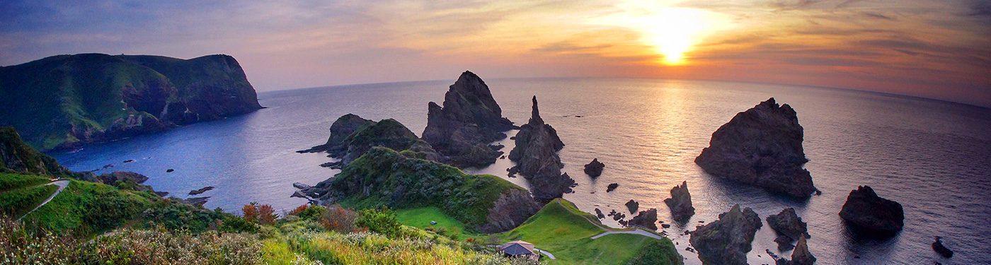 Les îles Oki Shima, départ de l'aventure San'in !