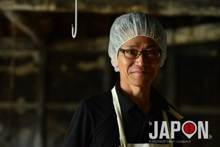 Oka san artisan japonais de sauce soja Shoyu