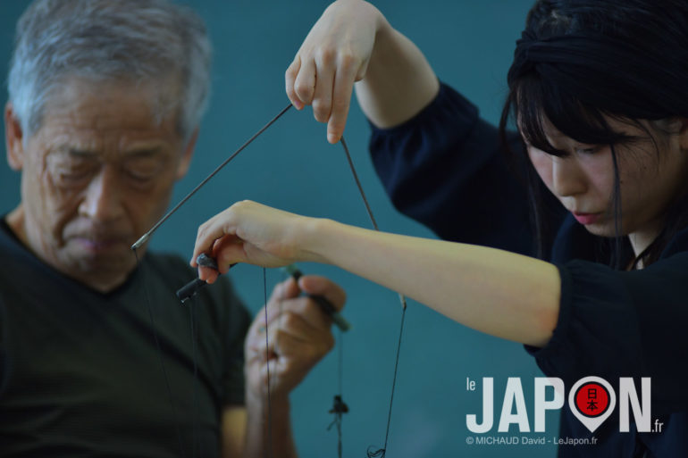 Bunraku, le théâtre de marionnettes japonaises