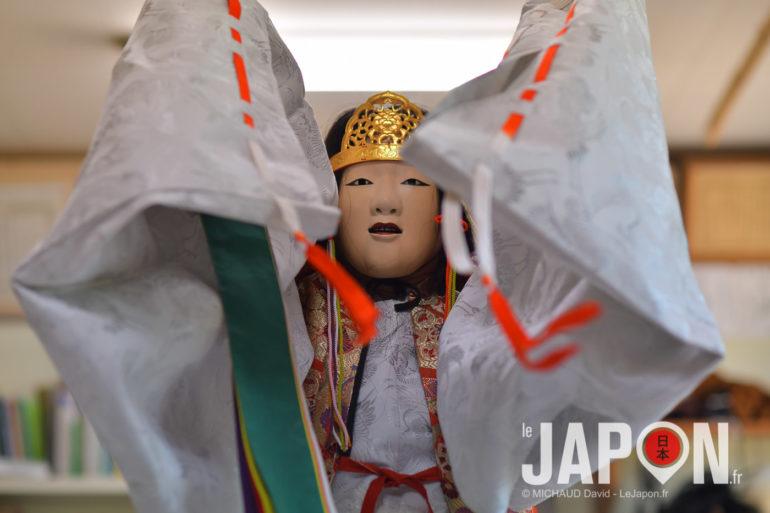 Kagura, le théâtre japonais avec des masques !