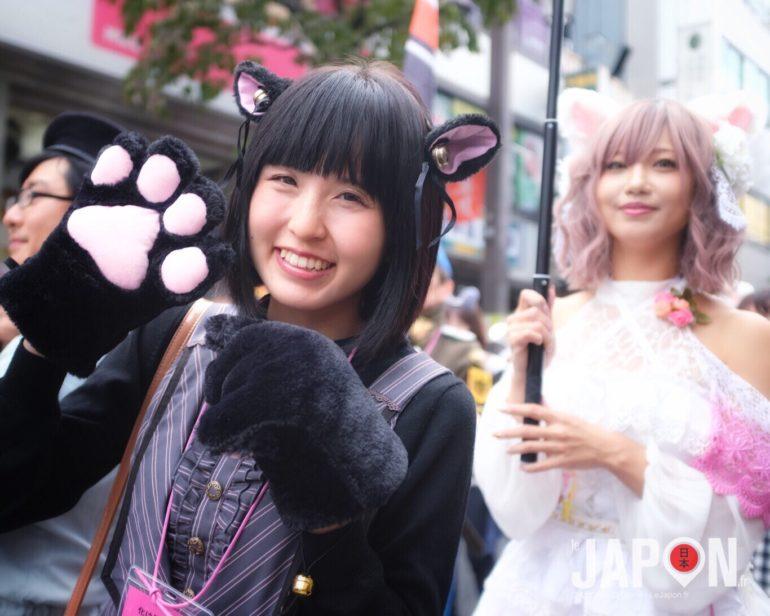 Bakeneko Matsuri à Kagurazaka à Tokyo !