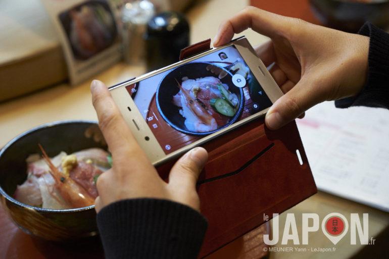 Minatokan Restaurant de Sushi à Hyogo Japon