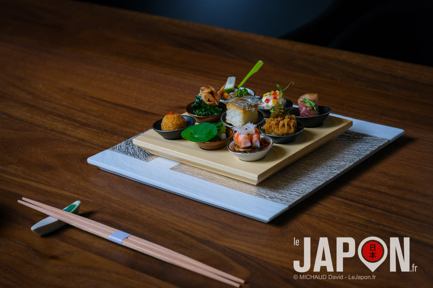 """SOWAKA Luxury Hotel Kyoto """"La Bombance"""" diner"""